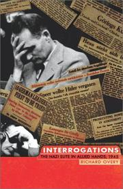 INTERROGATIONS by Richard Overy