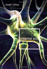 Book Cover for SYNAPTIC SELF