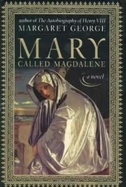 Cover art for MARY, CALLED MAGDALENE