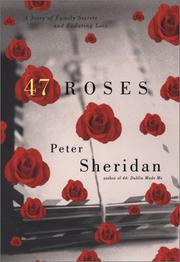 47 ROSES by Peter Sheridan