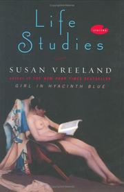 LIFE STUDIES by Susan Vreeland