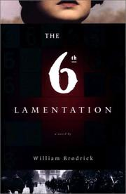 THE 6TH LAMENTATION by William Brodrick