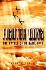 Cover art for FIGHTER BOYS