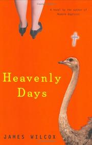 HEAVENLY DAYS by James Wilcox