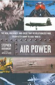 Cover art for AIR POWER