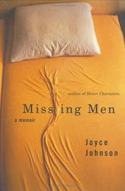 MISSING MEN by Joyce  Johnson