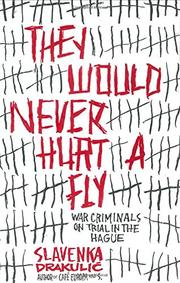 Cover art for THEY WOULD NEVER HURT A FLY
