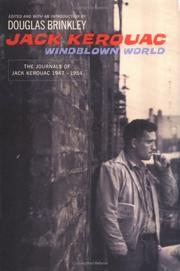 Cover art for WINDBLOWN WORLD