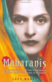 Cover art for MAHARANIS