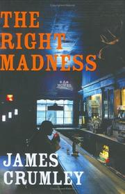 Cover art for THE RIGHT MADNESS