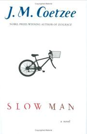 Book Cover for SLOW MAN