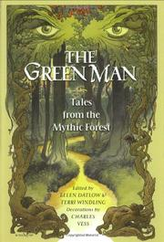 Cover art for THE GREEN MAN