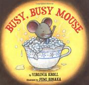 Cover art for BUSY, BUSY MOUSE