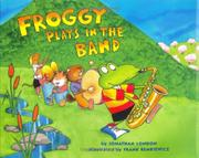 Cover art for FROGGY PLAYS IN THE BAND