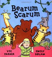 Cover art for BEARUM SCARUM