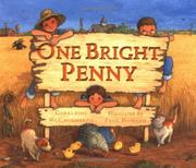 ONE BRIGHT PENNY by Geraldine McCaughrean