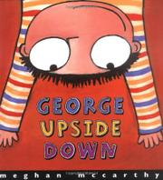 Book Cover for GEORGE UPSIDE DOWN