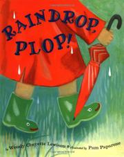 Cover art for RAINDROP, PLOP!