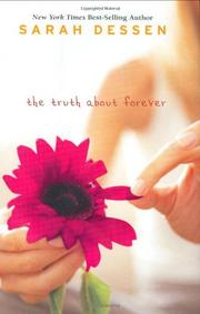 Cover art for THE TRUTH ABOUT FOREVER