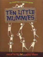 Cover art for TEN LITTLE MUMMIES