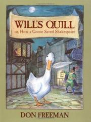 WILL'S QUILL by Don Freeman