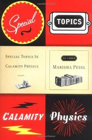 Cover art for SPECIAL TOPICS IN CALAMITY PHYSICS