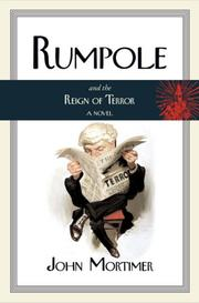Cover art for RUMPOLE AND THE REIGN OF TERROR