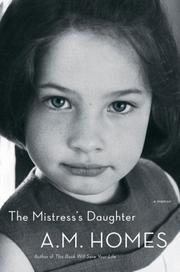 THE MISTRESS'S DAUGHTER by Homes A.M.