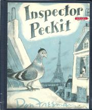 INSPECTOR PECKIT by Don Freeman