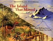 Cover art for THE ISLAND THAT MOVED