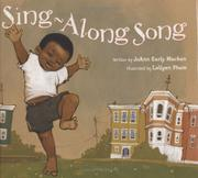 Book Cover for SING-ALONG SONG