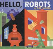 Cover art for HELLO, ROBOTS