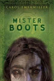 MISTER BOOTS by Carol Emshwiller