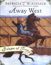 AWAY WEST by Patricia C. McKissack