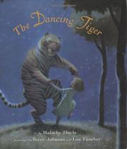 THE DANCING TIGER by Malachy Doyle