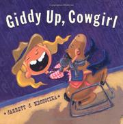 GIDDY UP, COWGIRL by Jarrett J. Krosoczka