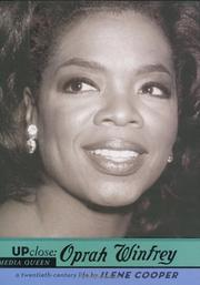 Book Cover for OPRAH WINFREY
