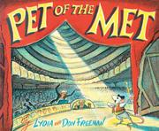 PET OF THE MET by Lydia Freeman