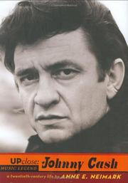 Cover art for JOHNNY CASH