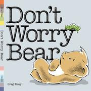 Book Cover for DON'T WORRY BEAR