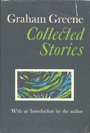 Cover art for GRAHAM GREENE