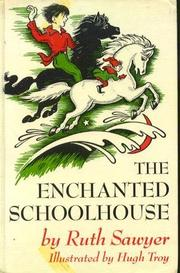 Cover art for THE ENCHANTED SCHOOLHOUSE