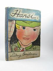 HANSI by Ludwig Bemelmans