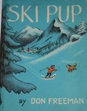 SKI PUP by Don Freeman