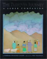 Book Cover for THE PASSOVER JOURNEY