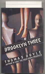 BROOKLYN THREE by Thomas Boyle