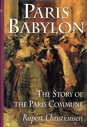 Cover art for PARIS BABYLON