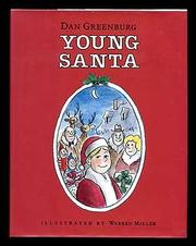 Book Cover for YOUNG SANTA