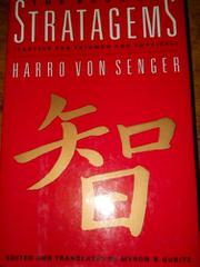 THE BOOK OF STRATAGEMS by Harro von Senger