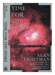 TIME FOR THE STARS by Alan Lightman